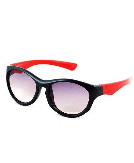 Kidofash Solid Kids Sunglasses - Black
