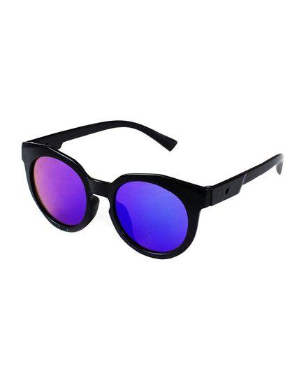 Kidofash Solid Kids Sunglasses - Blue