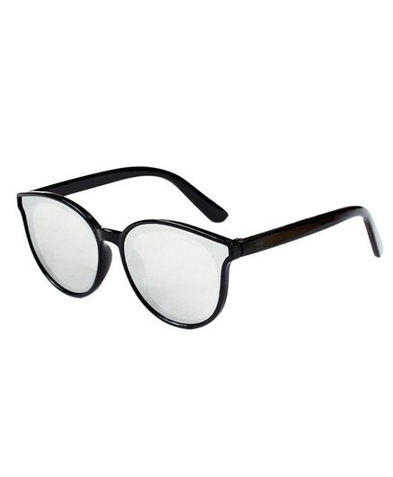 Kidofash Solid Sunglasses - Silver