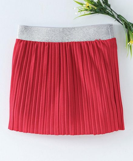 Fox Baby Skirts - Red