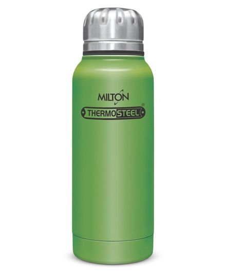 Milton Insulated Thermosteel Slender Water Bottle Green - 160 ml