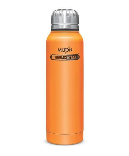 Milton Insulated Slender Water Bottle Orange - 500 ml
