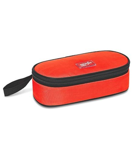 Milton Steal Meal Small 2 Container Lunch Box - Red