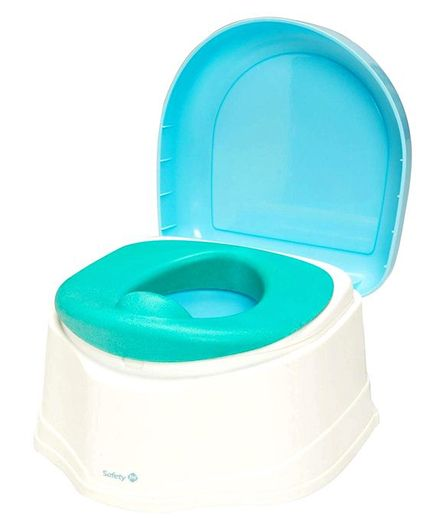 Safety 1st 3-in-1 Potty Trainer - Blue