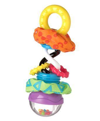 Playgro Super Shaker Rattle - Multicolour