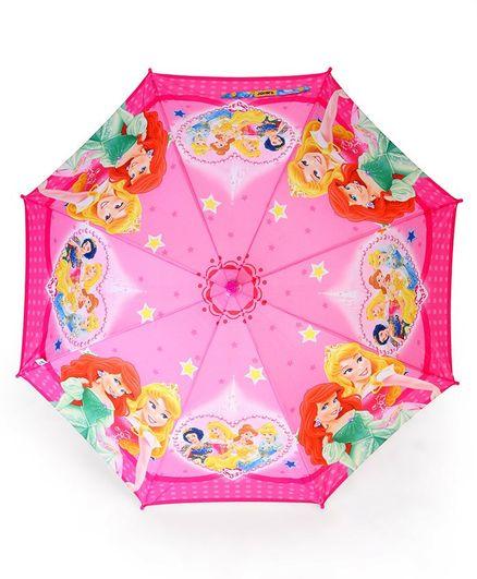 John's Umbrellas Disney Princess Print - Pink