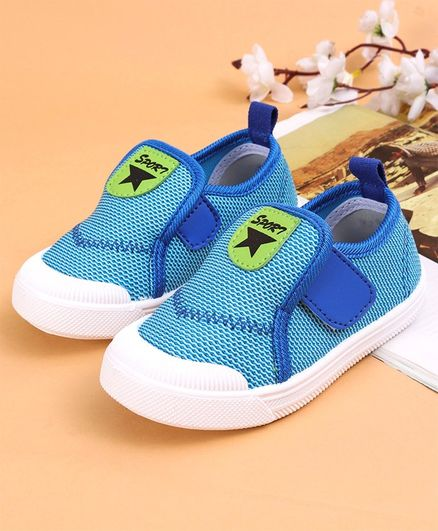 Cute Walk by Babyhug Casual Shoes - Blue