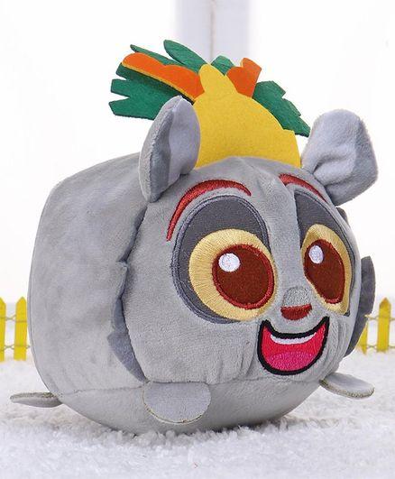 Dreamworks King Julien Plush Soft Toy Multicolour - 17 cm