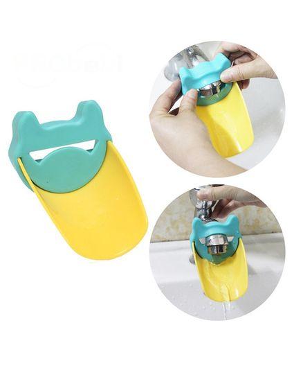 PRObebi Baby Faucet Extender - Yellow Blue