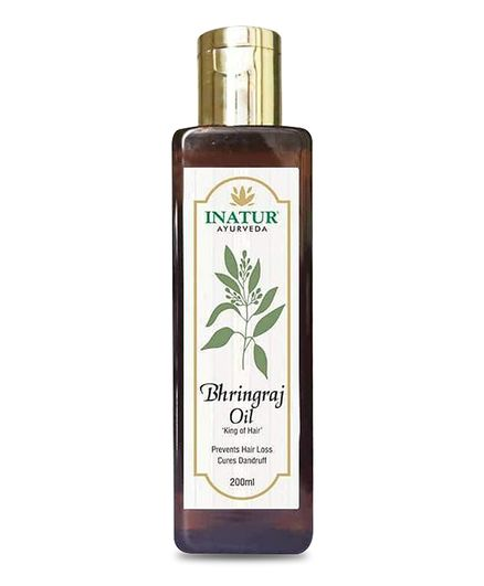 Inatur Bhringraj Oil - 200 ml