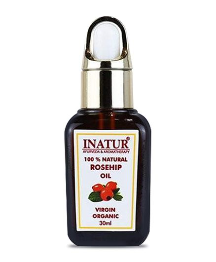 Inatur Rosehip Oil - 50 ml