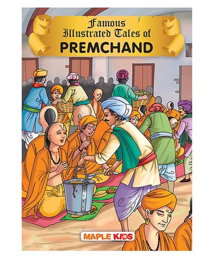 Famous Illustrated Tails of Premchand Book - English