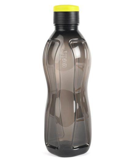 Cello Homeware Hyrda Flip Water Bottle Black - 750 ml