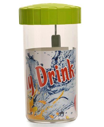 Cello Homeware Water Bottle Small Green - 350 ml
