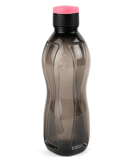 Cello Homeware Hydra Flip Water Bottle Pink Black - 750 ml
