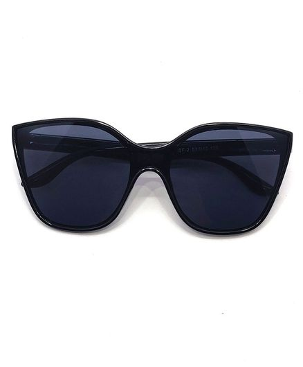 Kid-O-World Cat Eye Sunglasses - Black