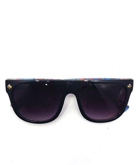 Kid-O-World Printed Sunglasses - Blue