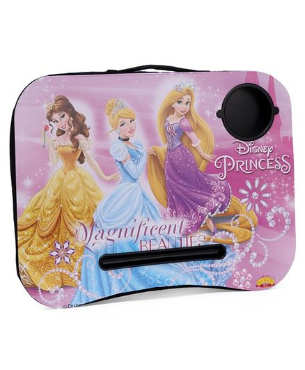 Disney Princess Portable Lapdesk - Pink