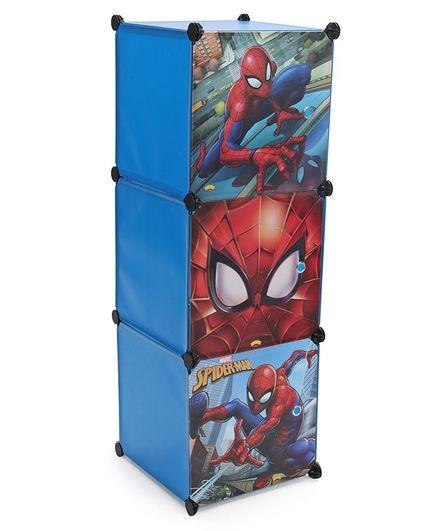 Spiderman DIY Storage Cabinets - Multicolour