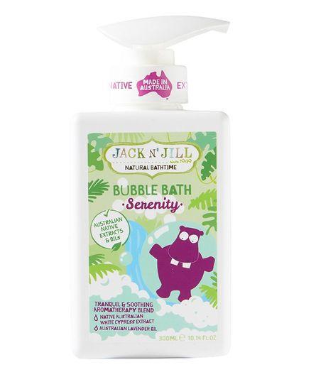 Jack N Jill Serenity Bubble Bath Body wash - 50 gm