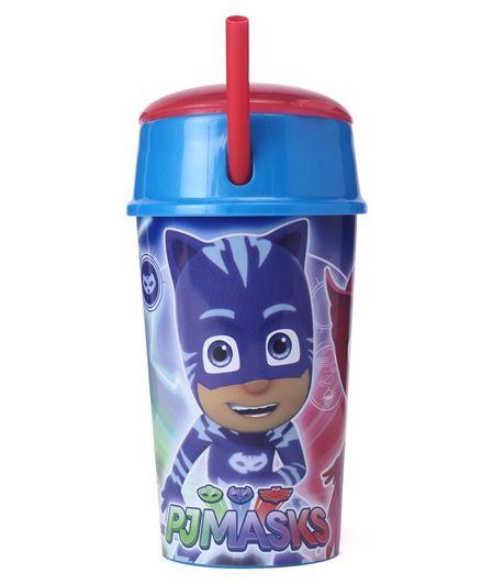 Disney PJ Masks Stor Snack Tumbler Blue - 400 ml