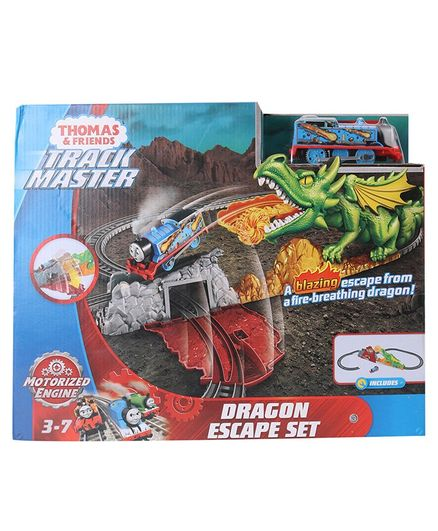 Thomas & Friends TrackMaster Dragon Escape Set - Green