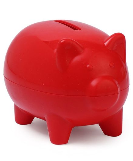 Awals Piggy Bank Red - 76 gm