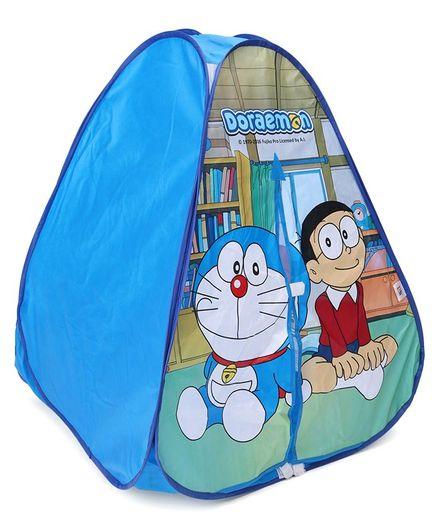 Doraemon Pop-Up Tent House - Blue