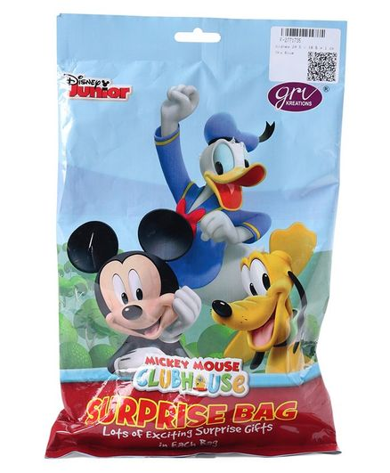 Disney Mickey Mouse And Friends Surprise Bag - Multicolour