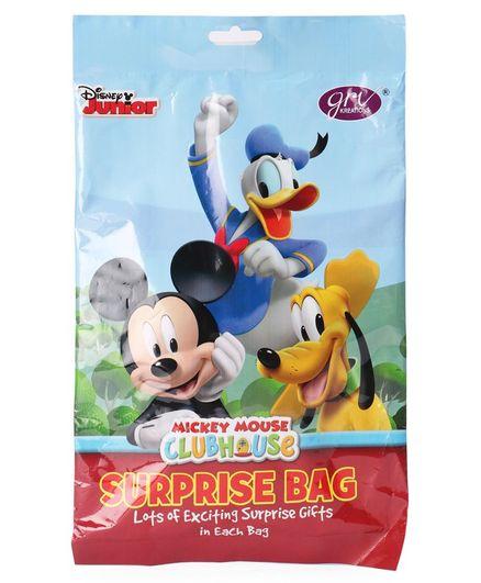 Disney Mickey Mouse & Friends Surprise Bag - Blue