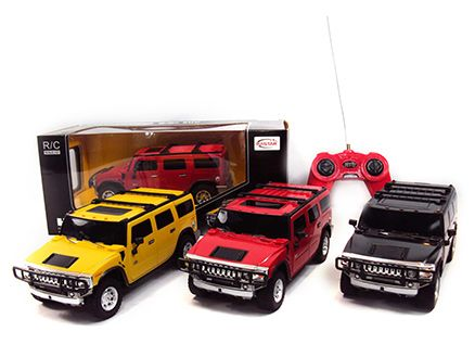 Rastar Hummer H2 Suv Remote Controlled Car Online India, Buy RC Toys