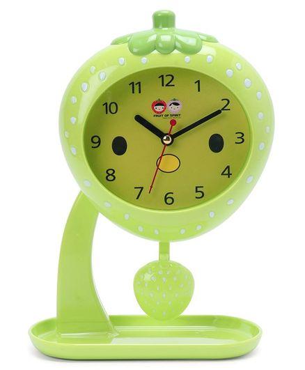 Fruit Swing Alarm Clock - Green