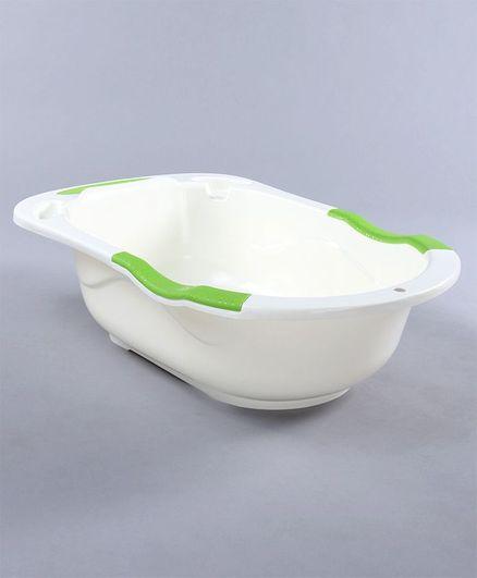 Babyhug Bath Tub Animal Print - Green