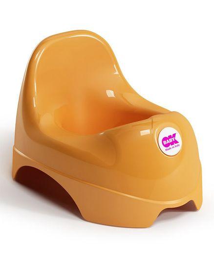 Okbaby Relax Potty Chair - Orange
