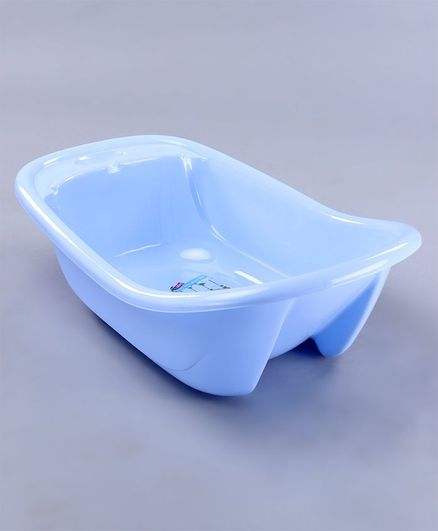 Babyhug Bath Tub (Print May Vary) - Blue