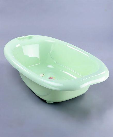 Babyhug Bath Tub (Print May Vary) - Green
