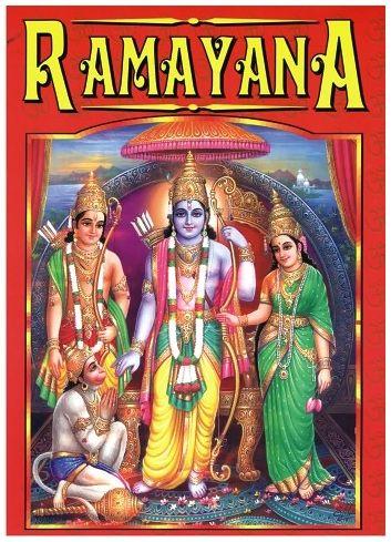 Jolly Kids Ramayana Big Story Book