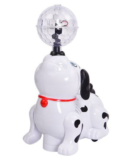 Smartcraft Dancing Dog Toy With Music Flashing Lights - Multicolor