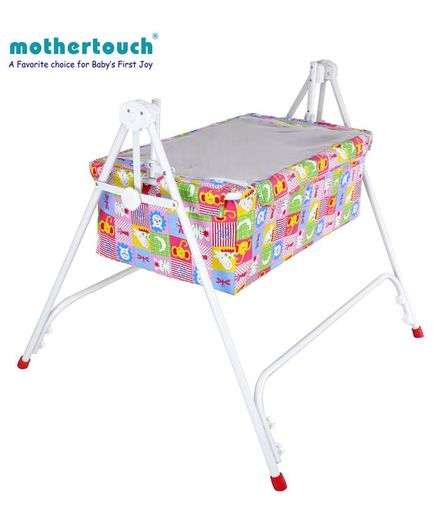 Mothertouch Dream Cradle Animal Print - Pink