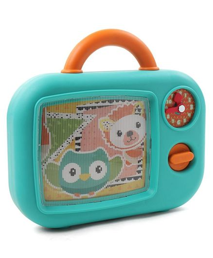BKids Musical TV - Green & Orange