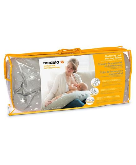 Medela Maternity and Nursing Pillow - Grey