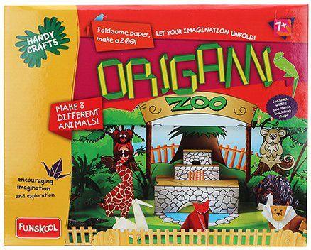 Funskool Origami Zoo