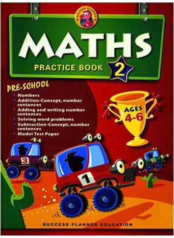 Fairfield Book Publisher Maths Practice Book 2