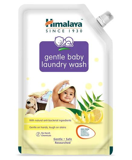 Himalaya Gentle Baby Laundry Wash Pouch - 1 Litre