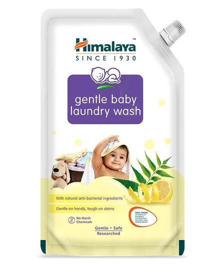 Himalaya Gentle Baby Laundry Wash Pouch - 500 ml