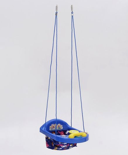New Natraj Activity Swing - Royal Blue