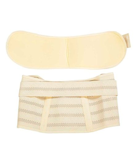 Mee Mee Pre And Post Natal Maternity Corset Belt - Beige