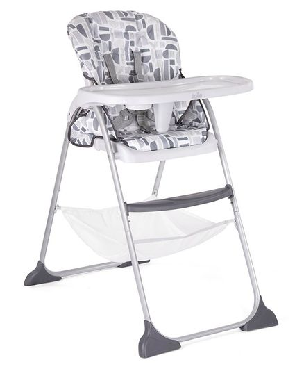 Joie Numerical Printed High Chair - Multicolor