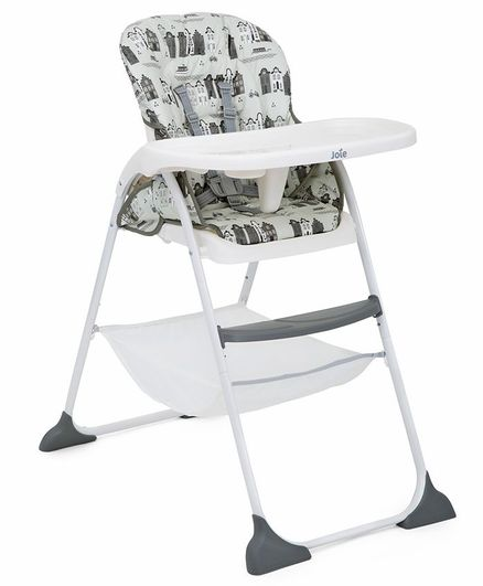 Joie City Print High Chair - Multicolor
