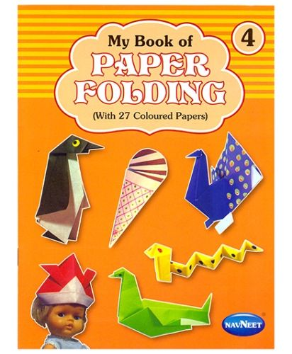 NavNeet My Book Of Paper Folding Part 4 - English